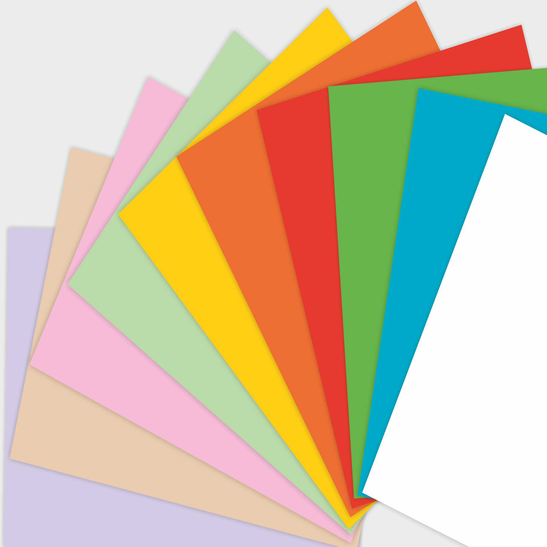 Фото листа бумаги белого